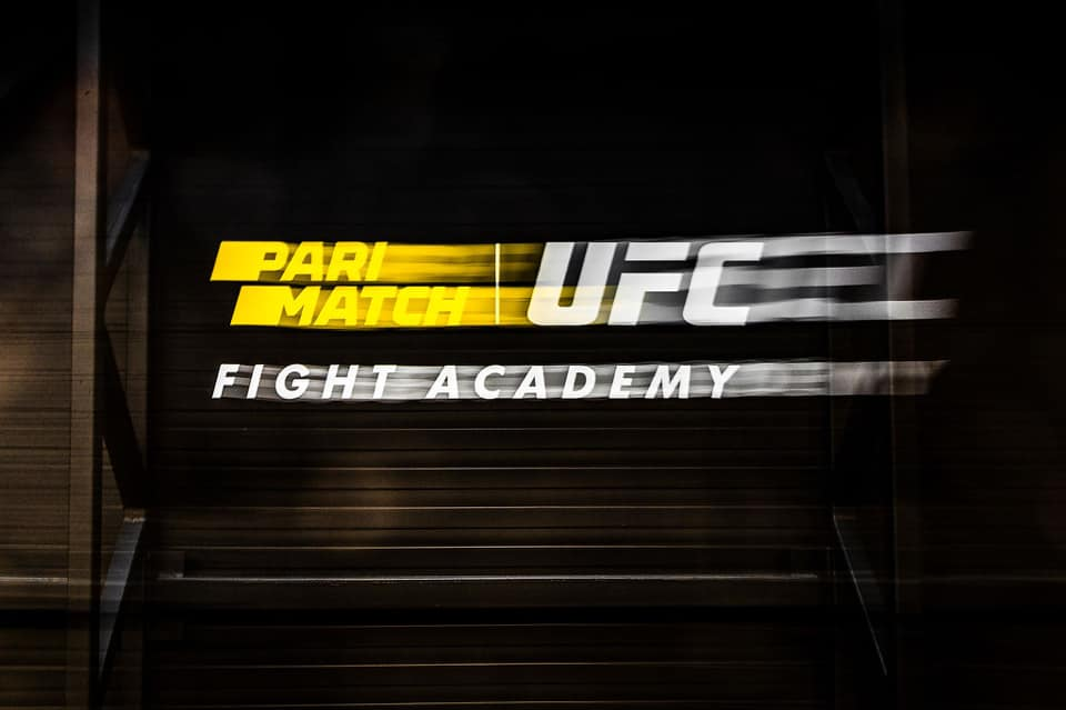 Pari Match fight academy Kyiv