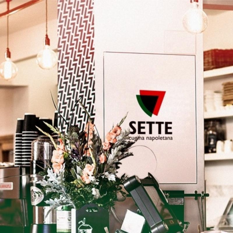 Новое в портфолио: SETTE | CUCINA NAPOLETANA